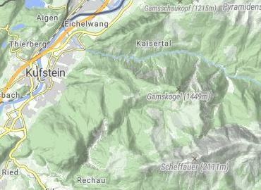 Adlerblick Kufstein
