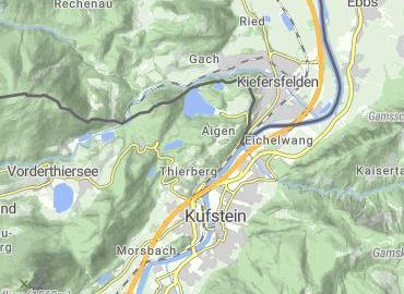 Thierberg Kapelle Kufstein