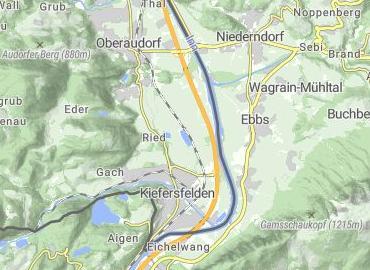 Hödenauer See Kiefersfelden