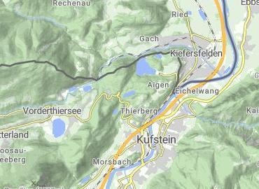Natursee Längsee Kufstein