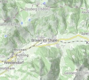 Tourist Information Brixen im Thale