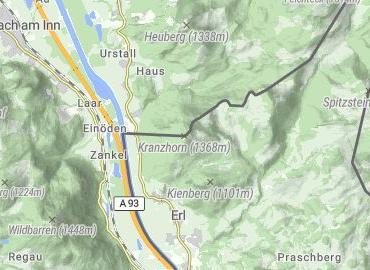 Kranzhorn Erl