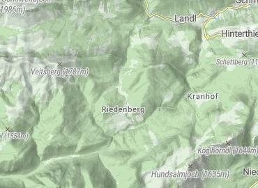 Waldbad Riedenberg