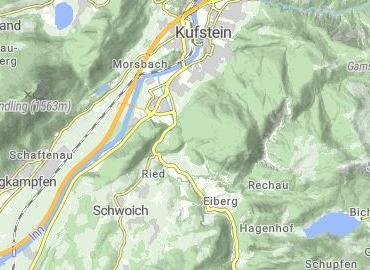 Locherer Kapelle Schwoich