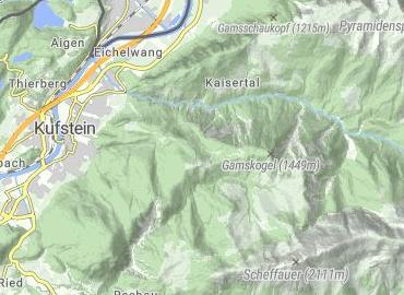 Kraftplatz Lebensquelle Kufstein