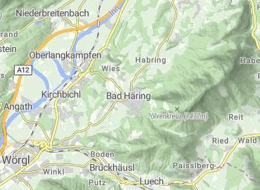 Gesundheitsweg Bad Häring